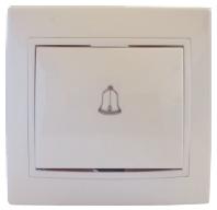 Выключатель звонка звонковый в стену скрытая установка вимикач дзвінка купити Київ купить Киев цена ціна