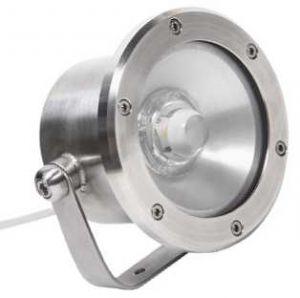 Морской светодиодный прожектор 12Вт 1440люм, 12В, IP68 для катера купить Киев цена