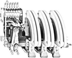 З розвитком електротехніки та зростанням потужності споживачів магнітний контактор пройшов конструктивну еволюцію, в результаті чого з'явилося багато різновидів апаратів для керування електричними ланцюгами в різних умовах експлуатації.