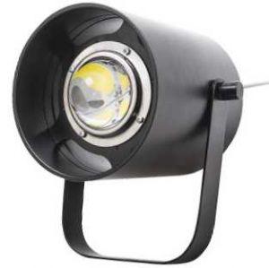 Светодиодный прожектор с линзой 50Вт 5500люм, IP67 лед led Киев купить для подсветки фасада здания