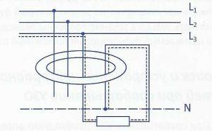 Наиболее типичные ошибки при использовании УЗО, которые вызывают ложное срабатывание - Соединение питания на линии и нагрузке (неправильное подключение провода нейтрали к устройству)