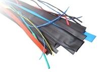 Термоусаживаемые трубки (термоусадки, термотрубки) применяется для оперативной изоляции соединений проводов, кабельных жил, жил проводов, мест повреждения изоляции электро проводников купить в Киеве по выгодной цене с бесплатной доставкой