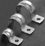 Область применения скобы стальной - предназначена для удобства крепления с помощью винтов или саморезов кабеля, проводов, металлорукава или жгутов проводов. Материал: оцинкованная сталь купить в Киеве по выгодной цене с бесплатной доставкой