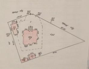 План участка по светодиодному освещению дома, коттджа, дачи