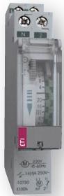 Электромеханическое реле времени APC-D1 суточное таймер купить Киев цена