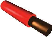 Используется провод медный ПВ - 1:    Для монтажа электрических цепей, для прокладки в стальных трубах, пустотелых каналах строительных конструкций, на лотках купить в Киеве по выгодной цене с бесплатной доставкой