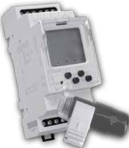 Купить сумеречное реле с цифровым таймером SOU-2 230V AC 8A в Киеве по выгодной цене фотореле с бесплатной доставкой