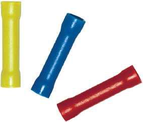 Гильза соединительная в изоляции для провода применима для соединения медных проводников и кабелей методом опрессовки купить в Киеве по выгодной цене с доставкой