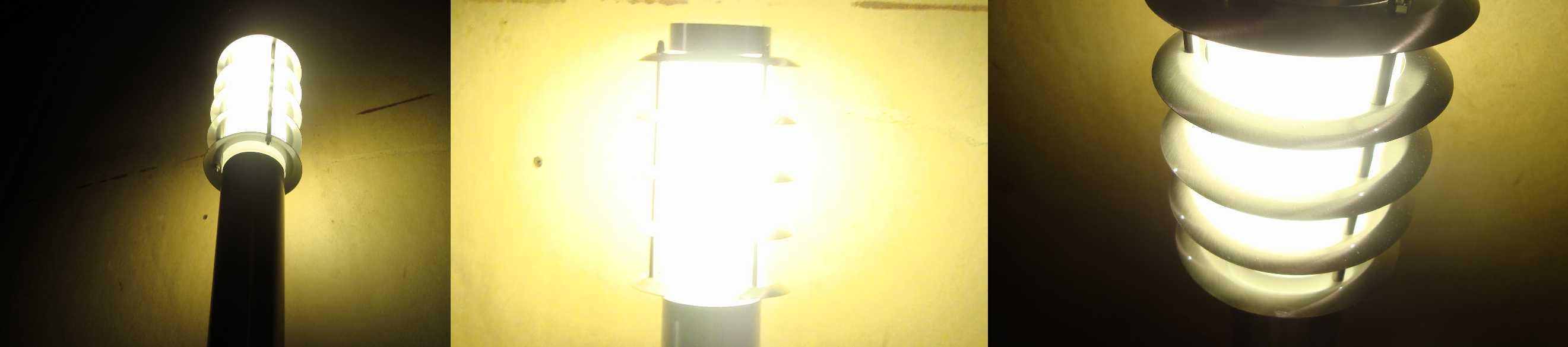 Купить светодиодный парковый светильник в Киеве по выгодной цене с бесплатной доставкой