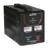 Купить релейный стабилизатор напряжения 500ВА (210х115х155, 2.9кг) в Киеве по выгодной цене с бесплатной доставкой
