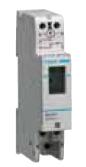 Купити таймер цифровий добовий 16А 1 перемикаємий контакт запас ходу 3 роки hager в Києві по вигідній ціні з безкоштовною доставкою