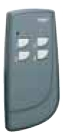 Купити ручний радіопульт 4-кнопочний в Києві по вигідній ціні ду пульт hager з безкоштовною доставкою