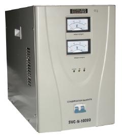 Купить сервоприводный стабилизатор напряжения 10000ВА (465х235х356, 27.62кг) в Киеве по выгодной цене с бесплатной доставкой
