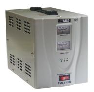 Купить сервоприводный стабилизатор напряжения 1500ВА (295х152х202, 6.3кг) в Киеве по выгодной цене с бесплатной доставкой