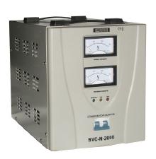 Купить сервоприводный стабилизатор напряжения 3000ВА (350х210х265, 11.12кг) в Киеве по выгодной цене с бесплатной доставкой