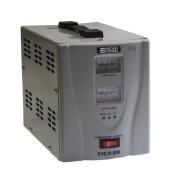 Купить сервоприводный стабилизатор напряжения 500ВА (275х135х185, 3.5кг) в Киеве по выгодной цене с бесплатной доставкой