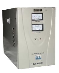Купить сервоприводный стабилизатор напряжения 5000ВА (375х220х286, 17.16кг) в Киеве по выгодной цене с бесплатной доставкой
